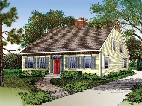 colonial cape cod house eplans cape cod house plan cape crusade 1646 square feet and 3 bedrooms from eplans house