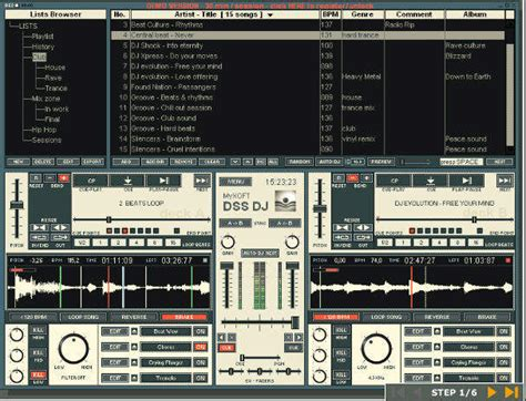download mp3 dj beats dss dj is a mp3 beat mixing software with vinyl simulation