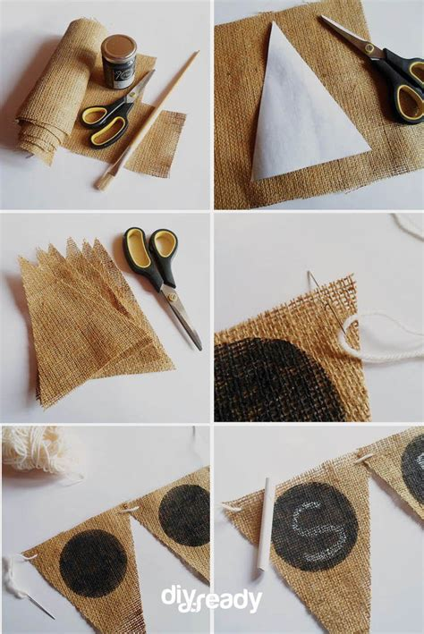 diy burlap crafts diy country wedding crafts ideas burlap bunting