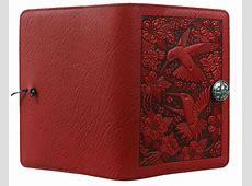 Leather Journal Cover | Diary | Hummingbird | Oberon Design Journaling Cards Downloads