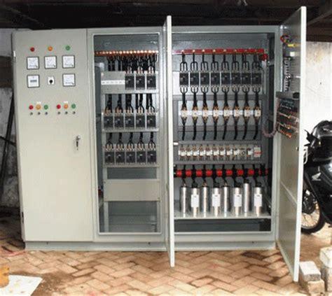 panel capacitor bank industri instalasi panel listrik september 2012