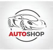 Concept Design Of Super Sports Vehicle Car Auto Shop Logo
