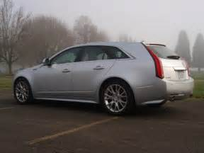 2010 Cadillac Cts Wagon Review Driven 2010 Cadillac Cts Wagon