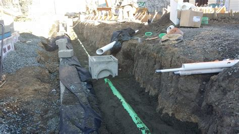 storm drain in backyard drainage contractor san francisco bay area all access 510 701 4400all access construction