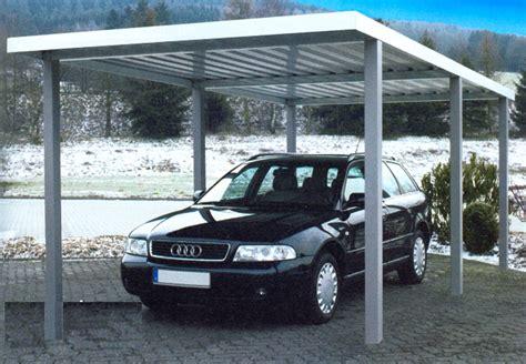 Dach Carport