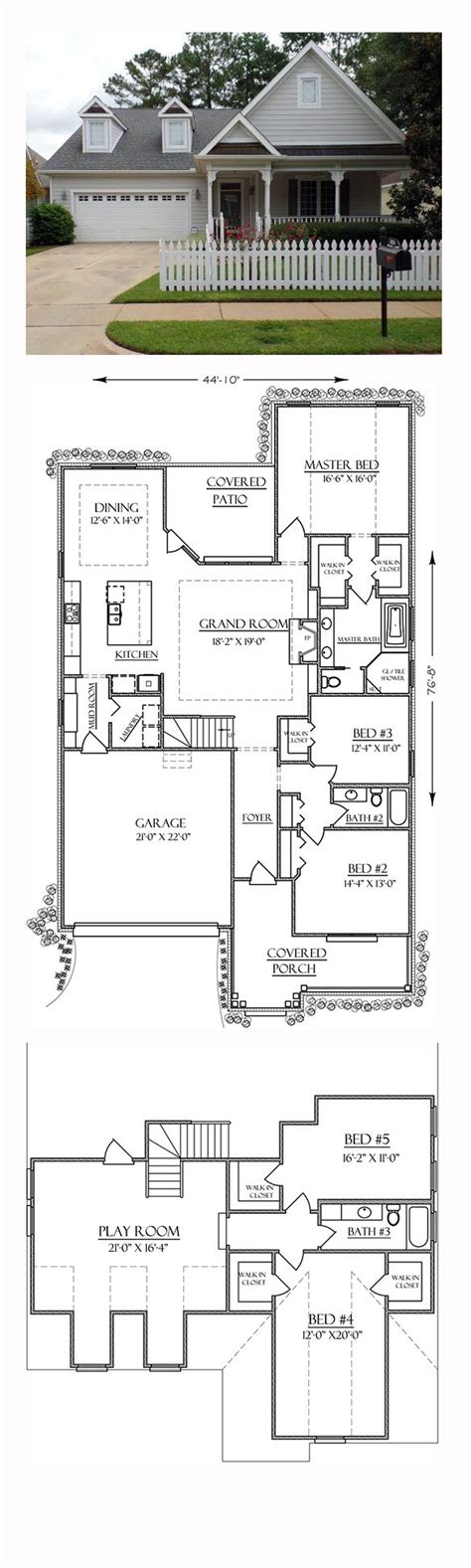 home design blueprints best 25 5 bedroom house plans ideas on pinterest 4