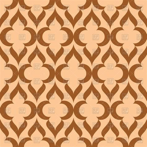 seamless pattern simple seamless simple vintage pattern vector image 46472