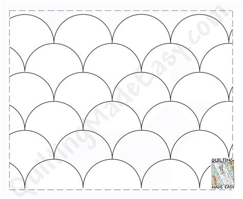 free motion template stipples made easy quilting made easy