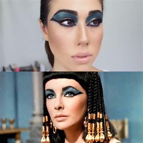 tutorial makeup cleopatra cleopatra makeup tutorial mugeek vidalondon