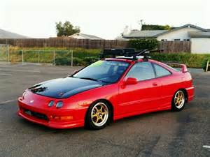 Acura Integra Gsr Mpg 1999 Acura Integra Gsr Jdm B18c Type R Conversion In