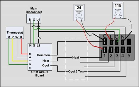 ecm motor wiring diagram for hvac free wiring