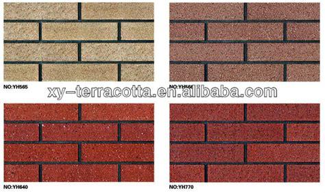Klinker Fliesen Wand by Steinmauer Fassadenplatten Wandfliese Split Fliesen