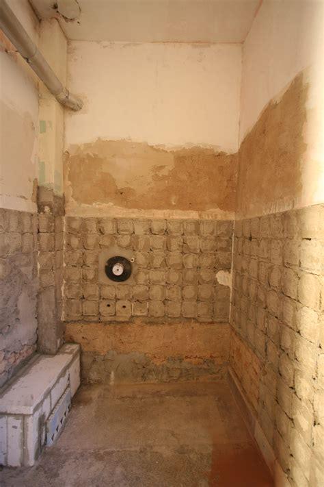 tadelakt dusche gestaltung einer begehbaren dusche in tadelakt fresco