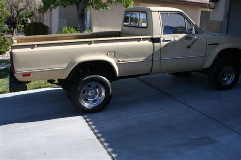 Classic Toyota 4x4 Trucks For Sale 1980 Toyota Truck 4x4 For Sale Toyota Other 1980