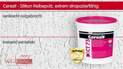 ceresit sanitär silikon kaufen ceresit ct 75 silikonharz reibeputz g 252 nstige baustoffe