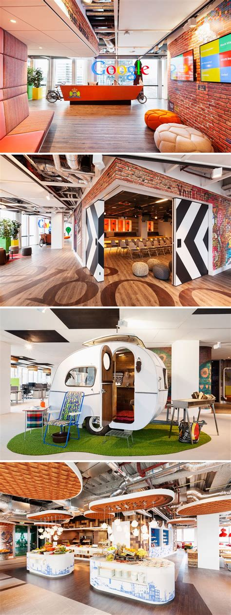 googles  amsterdam offices  extremely dutch