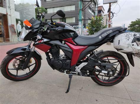 suzuki gixxer bike  bangalore  model india