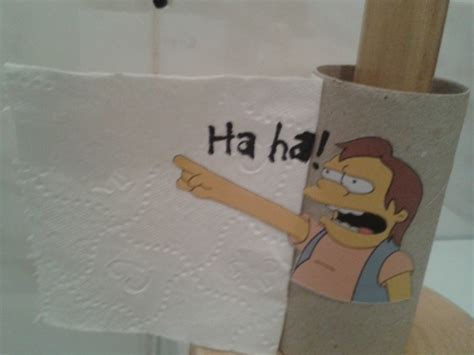 funny toilet paper here are some ways to hilariously mis use toilet paper
