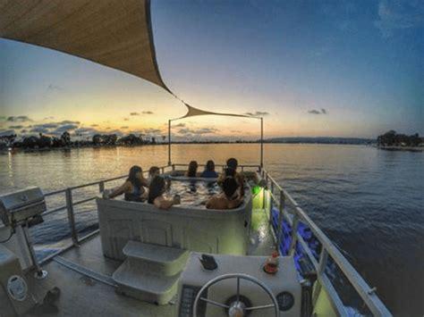 boat with jacuzzi rental san diego hot tub cruisin boat rental
