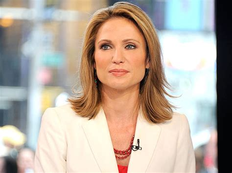 how much does amy robach earn amy robach considers work a much needed distraction