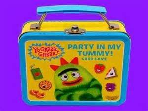 yo gabba gabba party tummy card game itsplaytime612