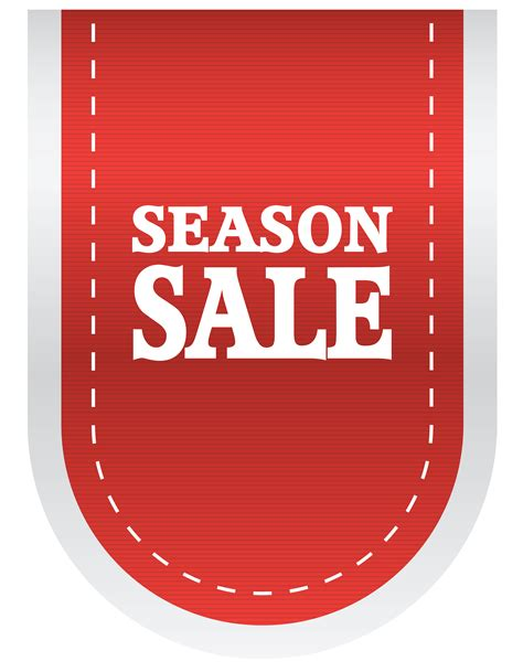 Sle Sale Season Starts by Season Sale Label Png Clipart Image Gallery Yopriceville