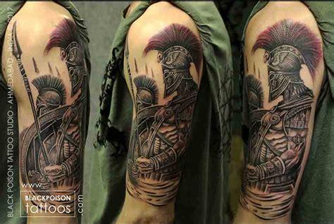 Spartan Warrior Tattoo Best Tattoo Artist In India Best Best Spartan Tattoos