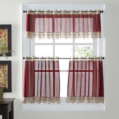 jcpenney kitchen window curtains 1000 images about curtains on pinterest