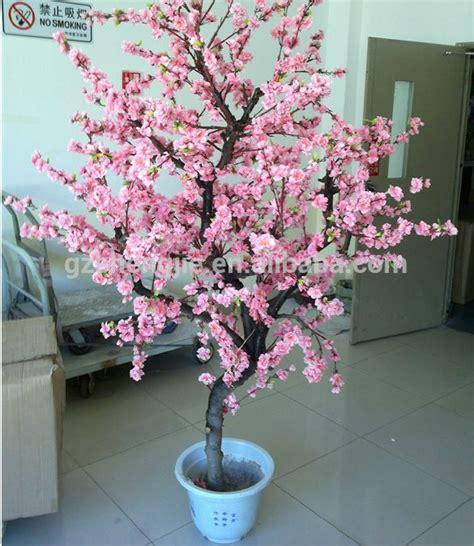 Yc10 D 233 Corative Artificielle Cherry Blossom Bonsa 239 Soie