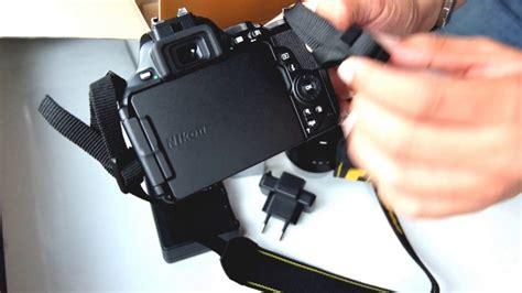 Lensa Nikkor 18 55mm nikon d5600 unboxing bahasa indonesia w sub new malaysia set original warranty