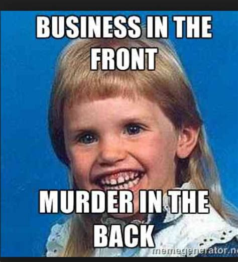60 Year Old Woman Meme - 41 hilarious mullet meme images jokes pictures photos