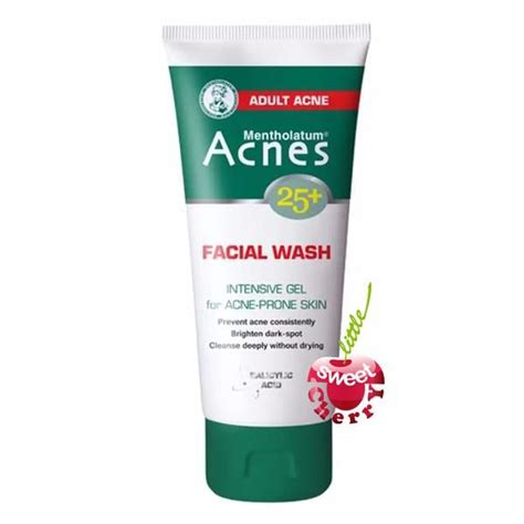 100gr Acnes Wash 21 best acnes treatment products from rohto mentholatum
