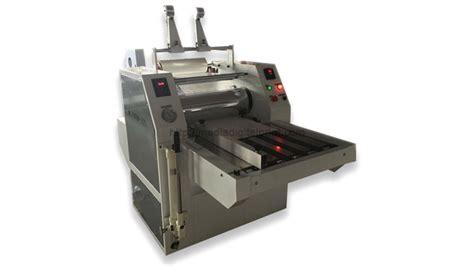 Mesin Laminasi Otomatis mesin laminasi tekanan minyak 520 ud wijaya supplier