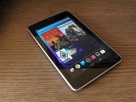 Tablet Nexus 7 document moved