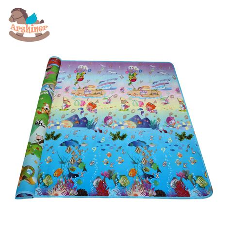 Activity Mat by Arshiner Play Mat Picnic Cushion Crawling Mat