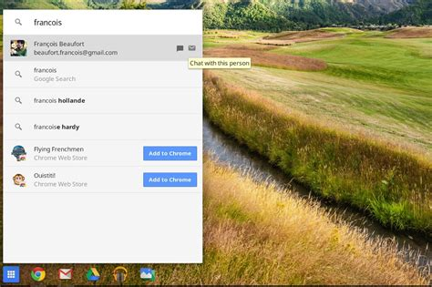 Hangouts Search Chrome Os Dev Now Let S You Chat With Friends By Searching Their Name Chrome