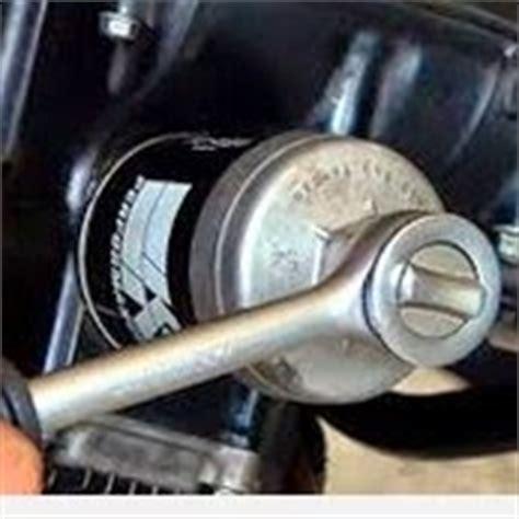 Saringan Teh Model Buah tips cara mengganti filter saringan oli mobil dan motor sendiri mechanic onlines