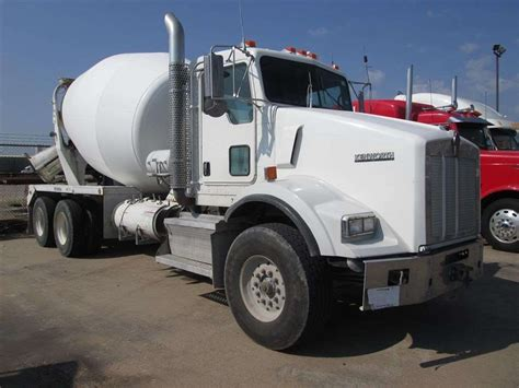 kenworth concrete truck 2009 kenworth t800 mixer ready mix concrete truck for