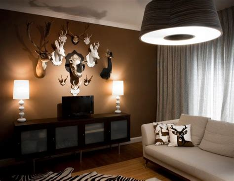hunting home decor perfect man cave decorating ideas to pull off a unique design
