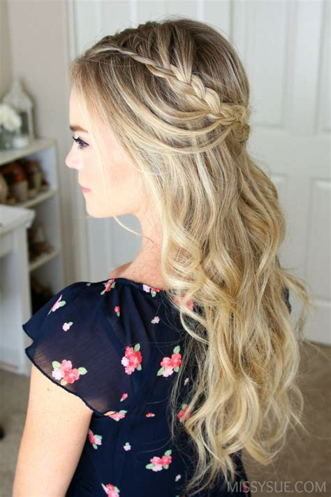 17 messy boho braid hairstyles to try gorgeous touseled 17 best images about homecoming hairstyles on pinterest