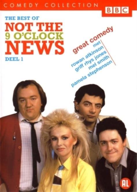 nine oclock news bol not the nine o clock news deel 1 rowan