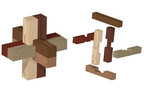 Plans For Wood Jigsaw Puzzle