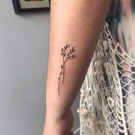 wild flower tattoo designs 1000 ideas about small flower tattoos on
