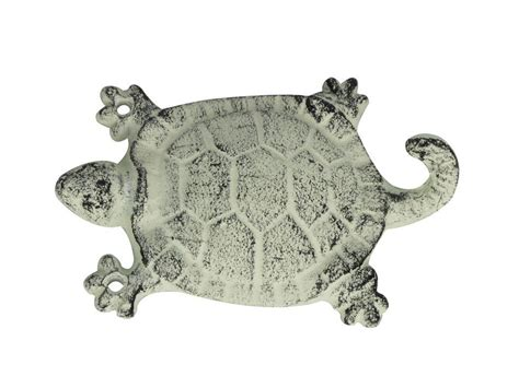 Cast Iron Decor Wholesale by Buy Whitewashed Cast Iron Turtle Key Hook 6 Inch