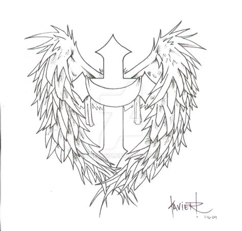 cross with eagle wings tattoo f 15 eagle coloring pages coloring pages