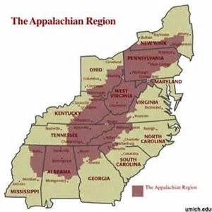 ss9 regional geography of america appalachian region