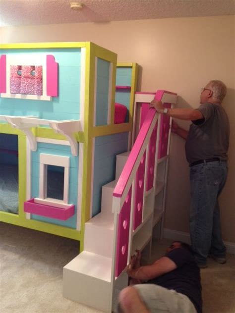 do it yourself bunk beds do it yourself bunk bed ideas woodworking projects plans
