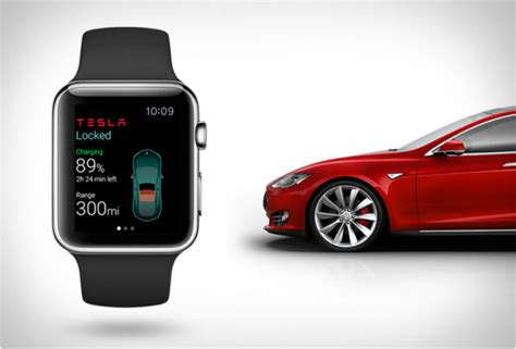 Tesla And Apple Tesla Apple App