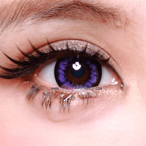 geo super size angel brown contacts free cute contact geo super size angel violet circle lenses pinkyparadise