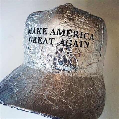 Aluminium Foil Hati aluminum foil hats pictures of them